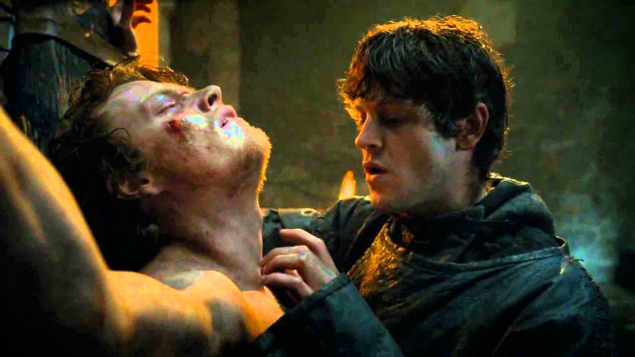 Theon-Greyjoy-Ramsay-Bolton-Mhysa-Juego-de-Tronos-Game-of-Thrones-season-finale-frikarte