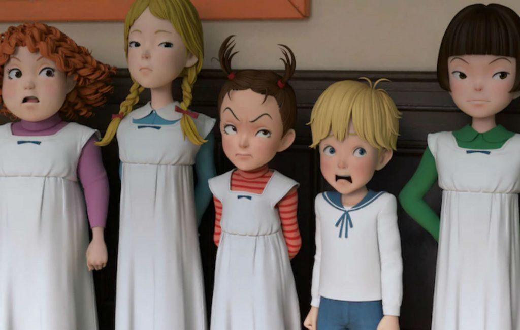 Aya and the Witch y otros animes de Studio Ghibli que enamoran